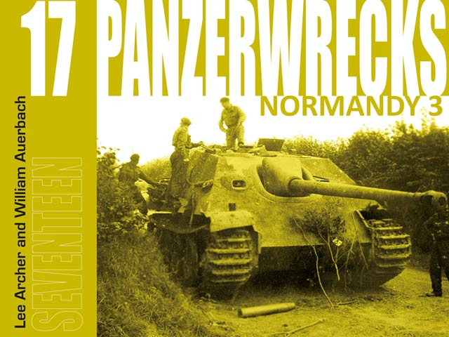 Panzerwrecks 17: Normandy 3