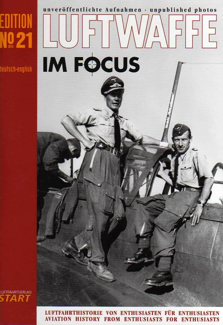 Luftwaffe im Focus Edition No 21