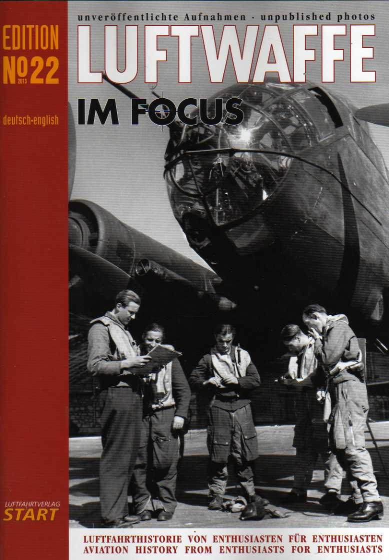 Luftwaffe im Focus Edition No 22