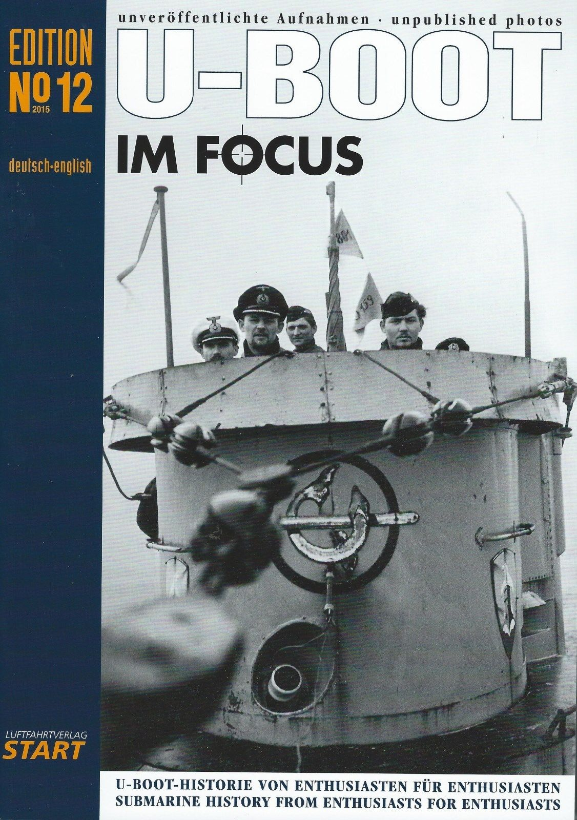 U-Boot im Focus Edition 12