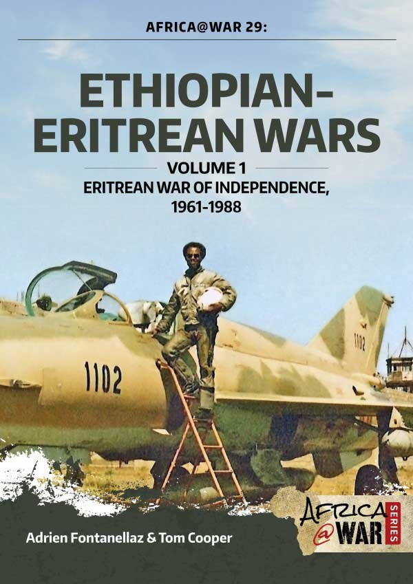 AFRICA@WAR 29: ETHIOPIAN-ERITREAN WARS, VOLUME 1