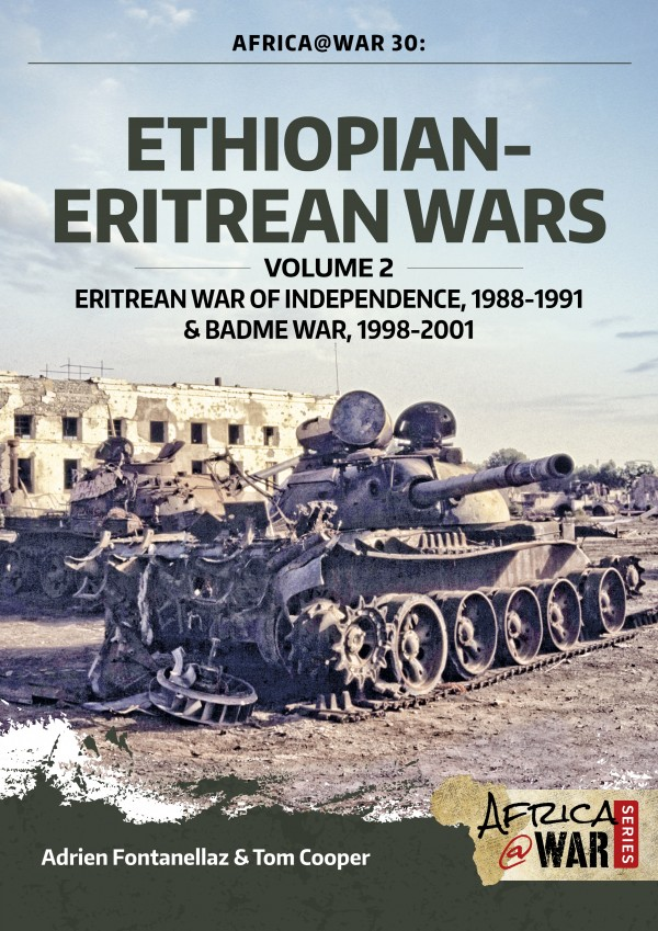 AFRICA@WAR 30: ETHIOPIAN-ERITREAN WARS, VOLUME 2