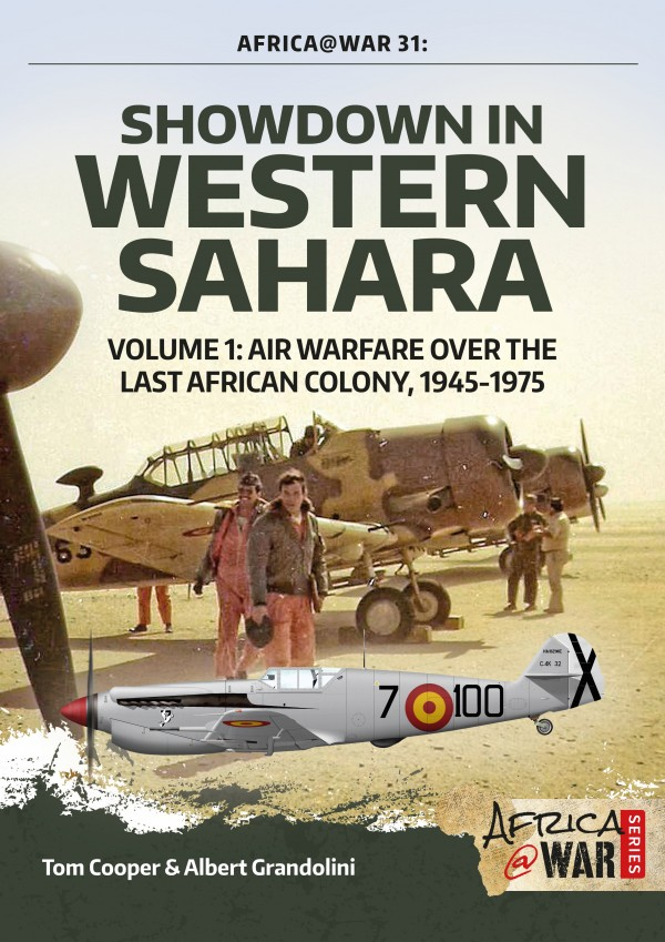 AFRICA@WAR 33: SHOWDOWN IN WESTERN SAHARA VOLUME 1