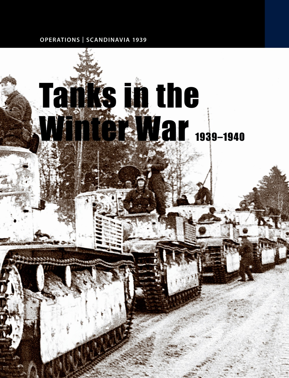 Tanks In The Winter War, 1939 - 1940