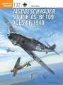 Jagdgeschwader 53 'Pik-As' Bf 109 Aces of 1940