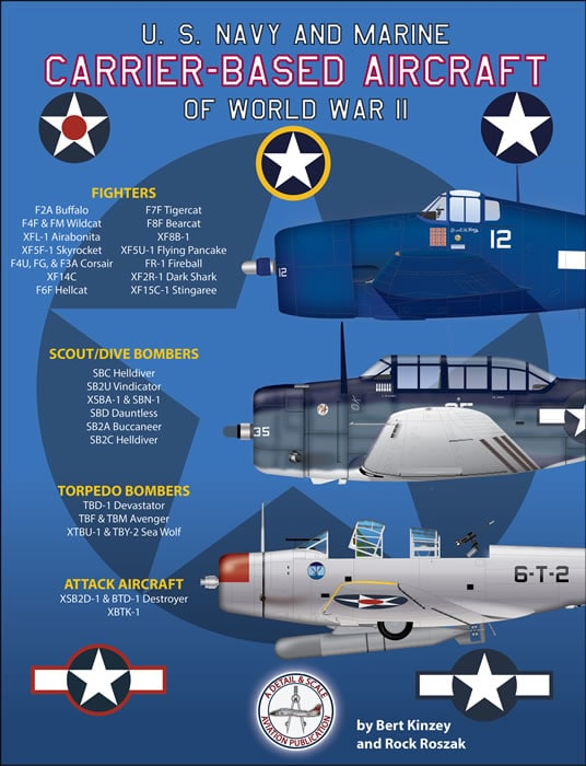 U. S. Navy and Marine Carrier-Based Aircraft of World War II