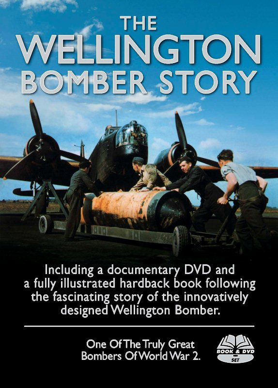The Wellington Bomber Story