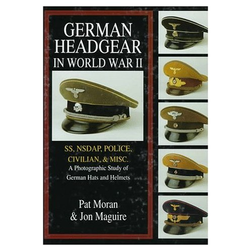 German Headgear in World War II, vol.2