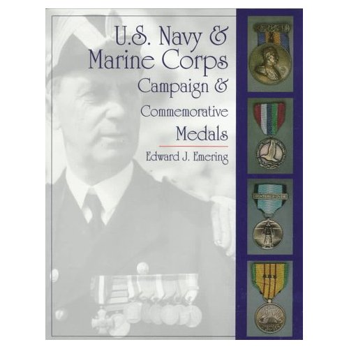 U.S. Navy and Marine Corps Campaign & Commemorative Medals