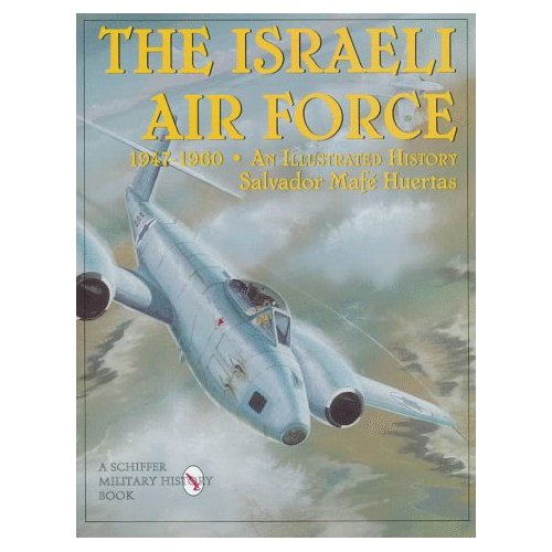 The Israeli Air Force 1947-1960