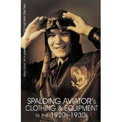 Spalding Aviator's Clothing and Equipment in the 1920s-1930s
