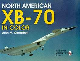 North American XB-70 in Color