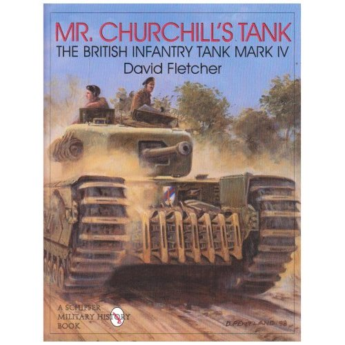 Mr. Churchill's Tank
