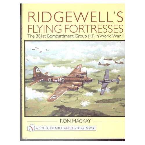 Ridgewell's Flying Fortresses