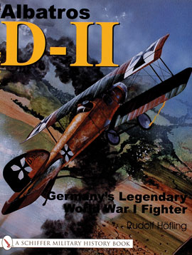Albatros D-II: Germany's Legendary World War I Fighters