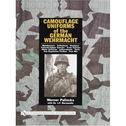 Camouflage Uniforms of the German Wehrmacht
