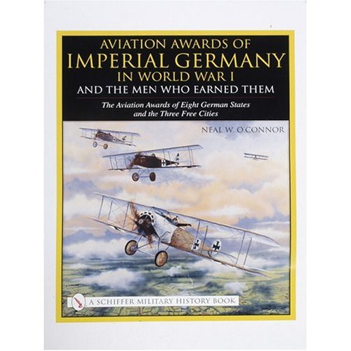 Aviation Awards of Imperial Grmany in World War I