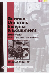 German Uniforms, Insignia & Equipment 1918-1923