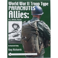 World War II Troop Type Parachutes