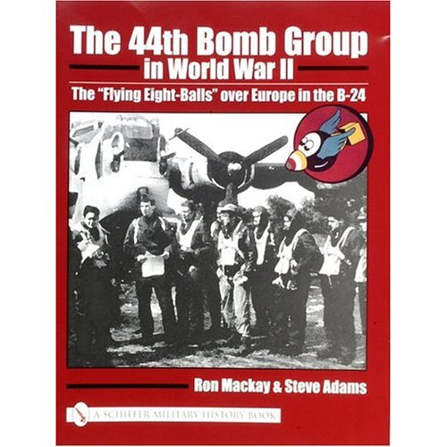 The 44th Bomb Group in World War II