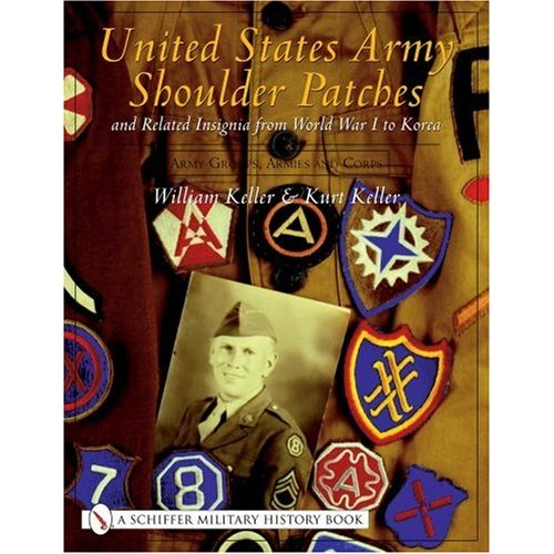 United States Army Shoulder Patches and Related Insignia, Vol.3