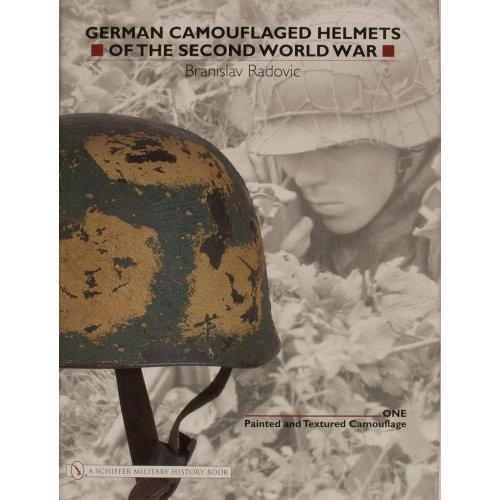German Camouflaged Helmets of the Second World War