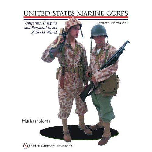United States Marine Corps Uniforms, Insignia and Personal Items