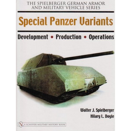 Special Panzer Variants