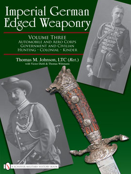 Imperial German Edged Weaponry, vol.3