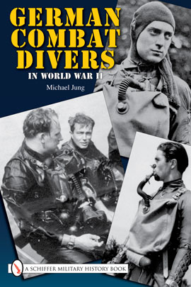 German Combat Divers in World War II
