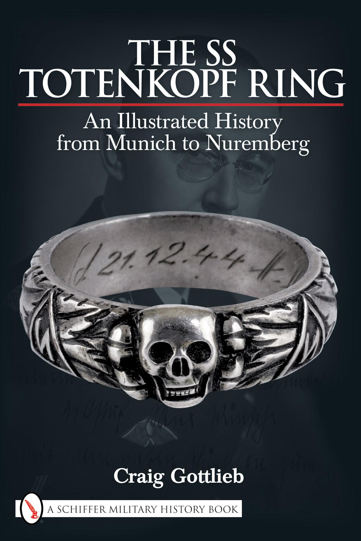 Nazi Skull Ring
