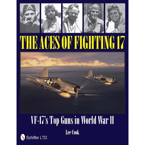 The Aces of Fighting 17: VF-17's Top Guns in World War II