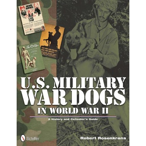 U.S. Military War Dogs in World War II