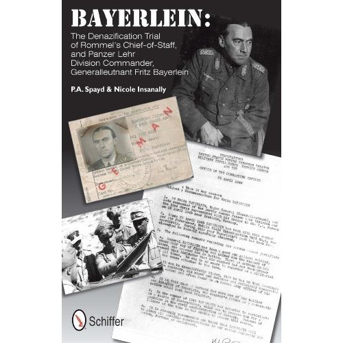 Bayerlein: The Denazification Trial of Rommel's Chief-of-Staff,