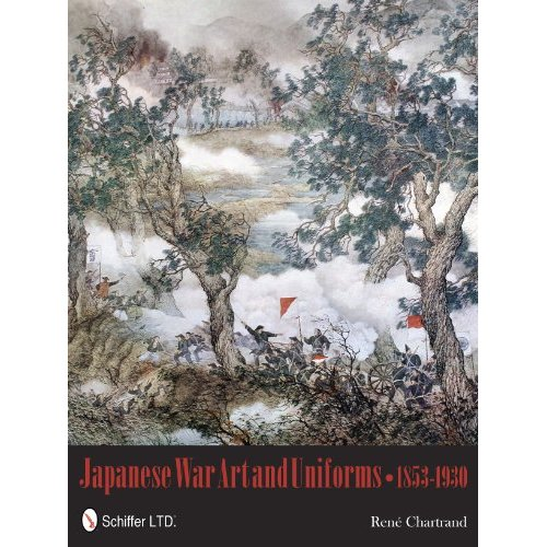 Japanese War Art and Uniforms 1853-1930