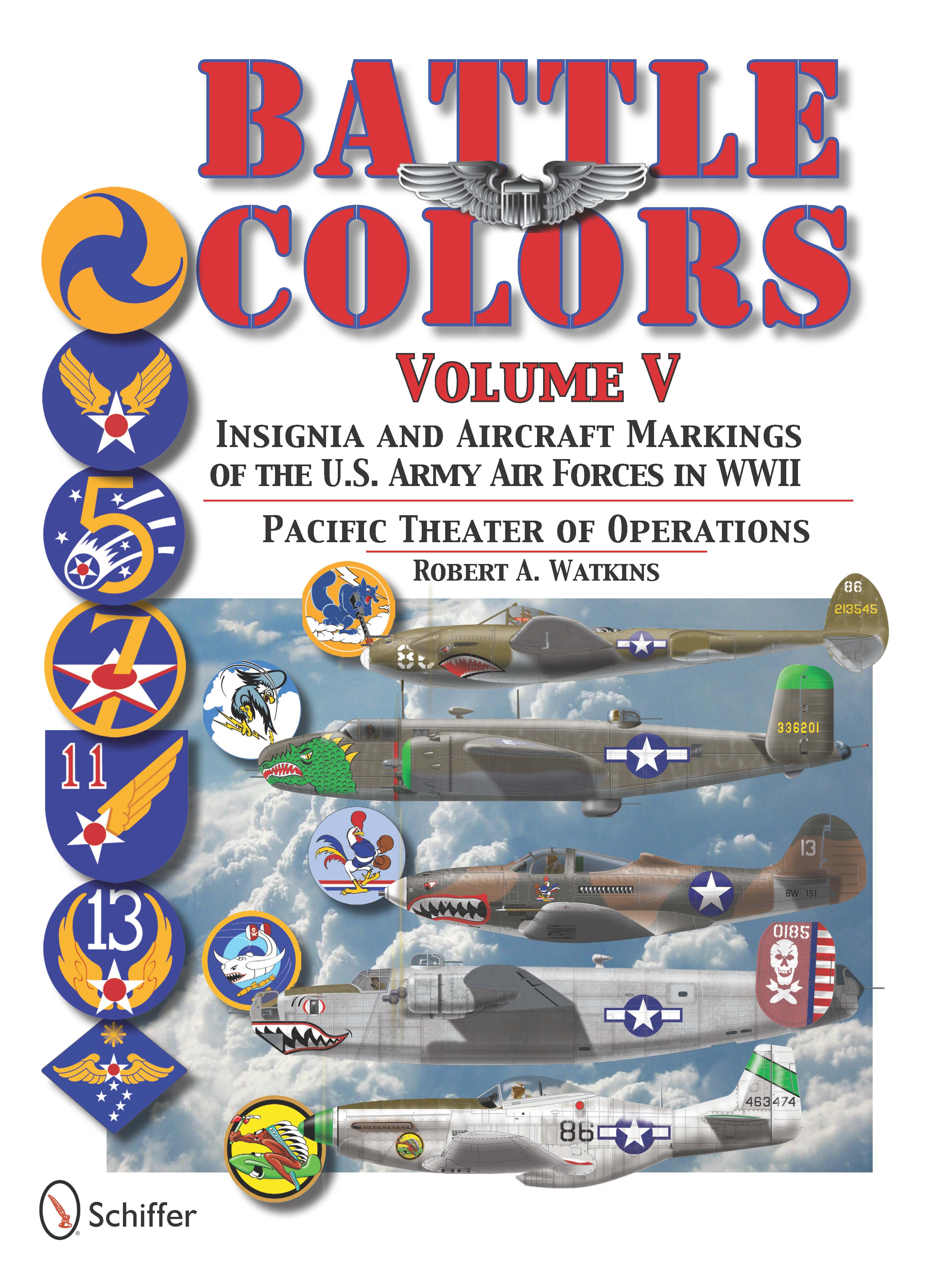 Battle Colors Volume 5