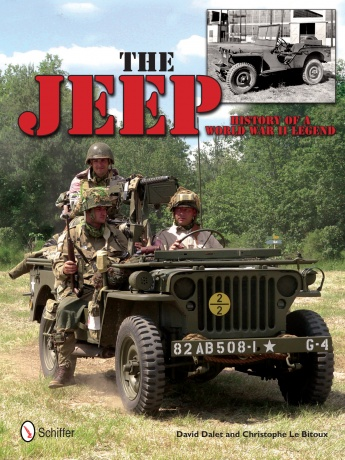 The Jeep: History of a World War II Legend