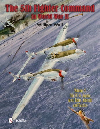 The 5th Fighter Command in World War II: Vol.3