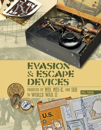 Evasion and Escape Devices Produced by MI9, MIS-X, and SOE