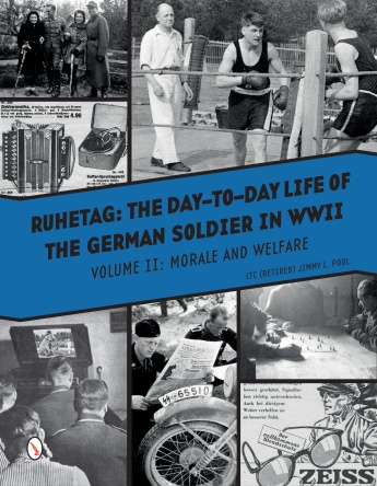 Ruhetag, The Day to Day Life of the German Soldier in WWII, V.2