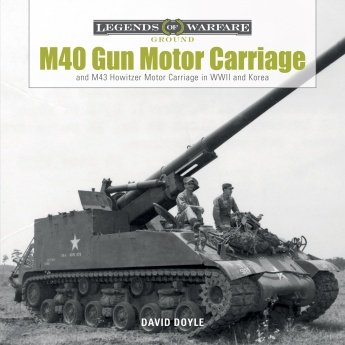 M40 Gun Motor Carriage and M43 Howitzer Motor Carriage