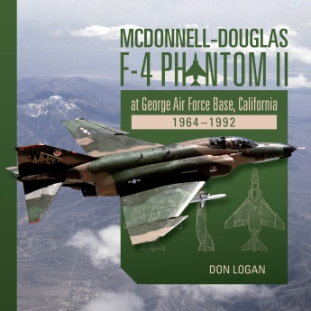 McDonnell-Douglas F-4 Phantom II at George Air Force Base