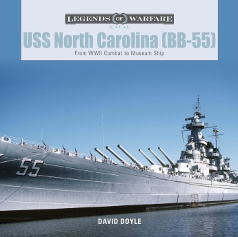 USS North Carolina (BB-55): From WWII Combat to Museum Ship