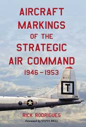 Aircraft Markings of the Strategic Air Command, 1946–1953
