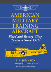 American Military Training Aircraft