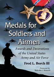 Medals for Soldiers and Airmen