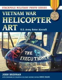 Vietnam War Helicopter Art
