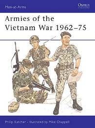 Armies of the Vietnam War 1962–75