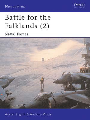 Battle for the Falklands (2): Naval Forces