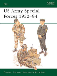 US Army Special Forces 1952–84